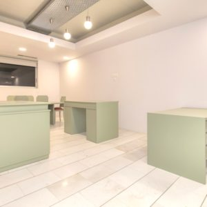 Coworking offices Athens Greece