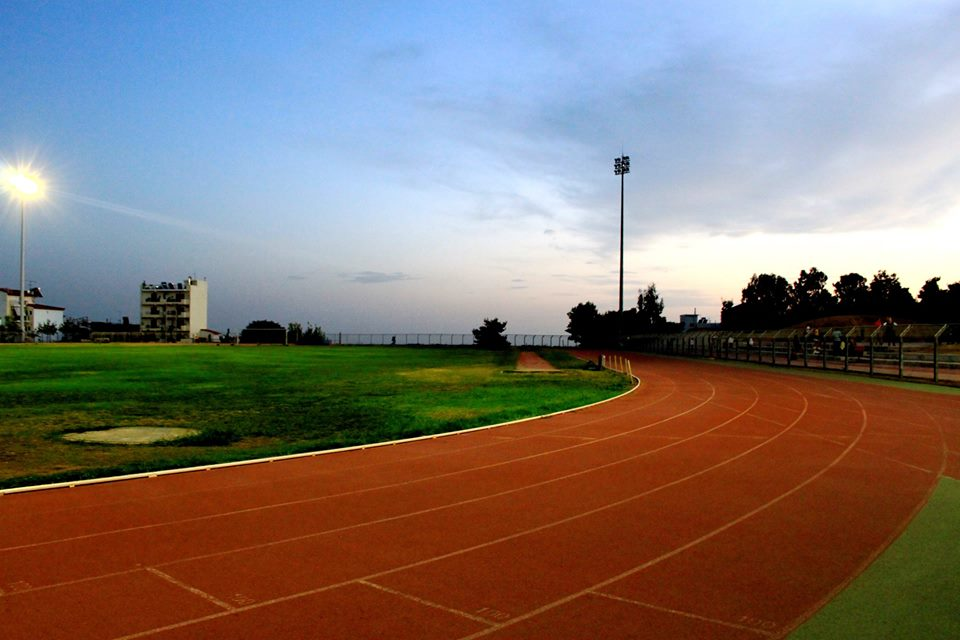 Track for running in Athens Greece,office space to rent in Athens Greece